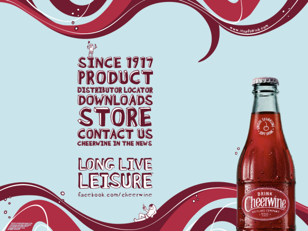 Cheerwine LLL website