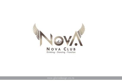 nova-club-logo-design