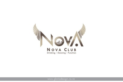 nova-club-logo-design
