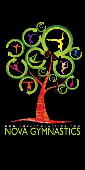 Nova logo tree
