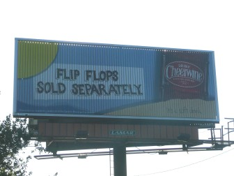 Cheerwine Panel 4559 - Trivision Fayetteville